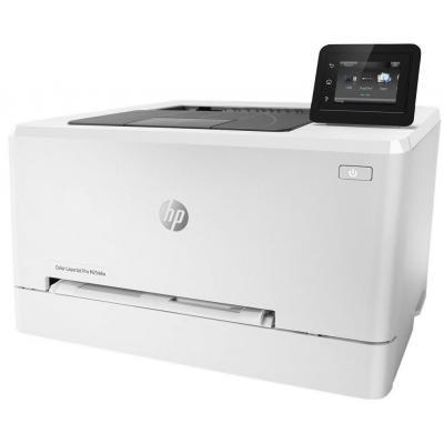 Лазерный принтер HP Color LaserJet Pro M254dw c Wi-Fi (T6B60A) 6
