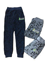 Спортивные зимние брюки на флисе  для мальчиков из Венгрии. В остатке 140,146р.