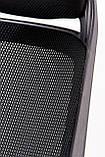 Крісло офісне Briz black fabric, фото 6