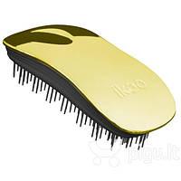 Расческа для волос ikoo Metallic Home - Soleil Black