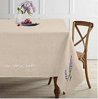 Скатертину на кухонний стіл 150x225