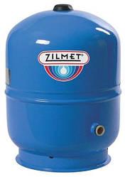 """Розширювальний бак Zilmet HYDRO-PRO для систем водопостачання 50 л 1""""G Ø380 H=537 мм"""