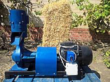 Гранулятор комбикорма ПГУ, подвижная матрица 150 мм, 120 кг/час, 4 кВт, фото 3