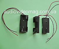 Отсек для 2 ААА (микропальчиковых) батареек