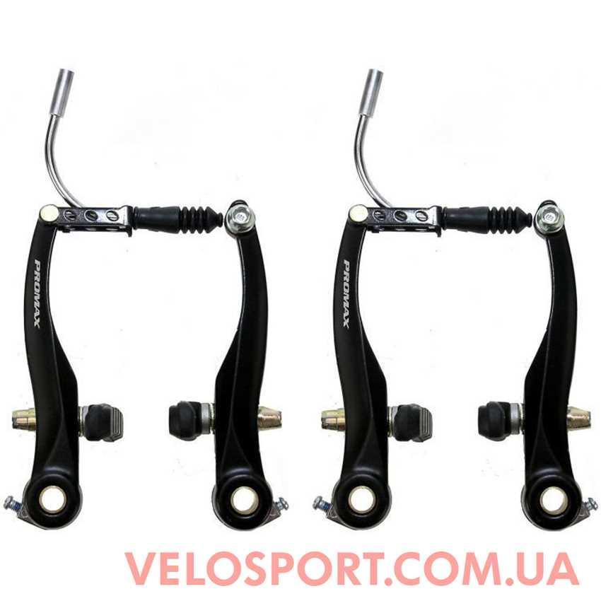 Тормоз Promax V-brake черный