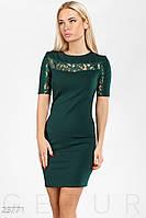 Аккуратное коктейльное платье Gepur 23771