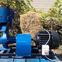 Гранулятор комбикорма ПГУ, подвижная матрица 200 мм, 200 кг/час 5,5 кВт