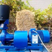 Гранулятор комбикорма ПГУ, подвижные ролики 150 мм, 140 кг/час, 5,5 кВт