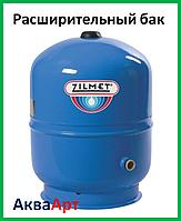 """Zilmet расширительный бак HYDRO-PRO для систем водоснабжения  80 л  1""""G  Ø450  H=608 мм"""