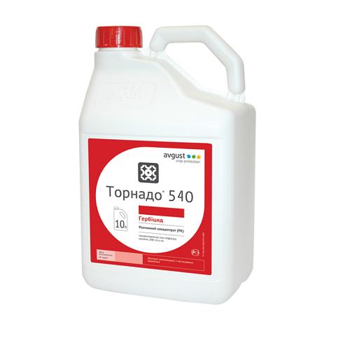 Торнадо 540, РК*, гербицид, 10 л