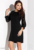 Платье рукава-фонарики Gepur 24065