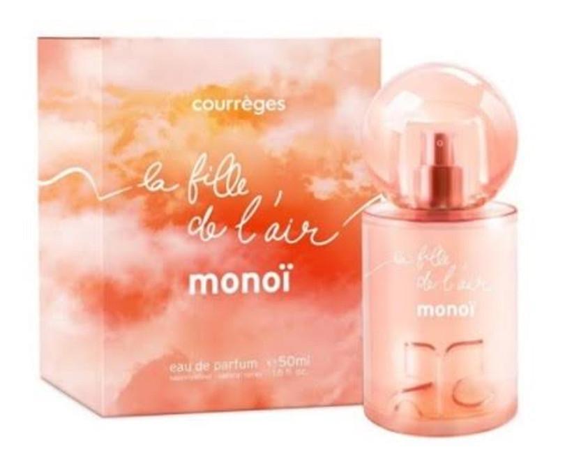 Courreges La Fille de L`Air Monoi   50ml женская парфюмированная вода  (оригинал)