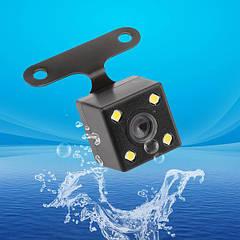 Автомобильная Камера заднего вида LM-05 HD с ИК и парковочной разметкой навесная