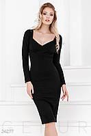 Платье с вырезом Gepur 24277