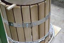 Гидравлический пресс для сока 25 л с домкратом, давление 5 тонн, фото 2