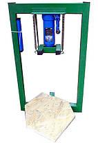 Гидравлический пресс для сока 25 л с домкратом, 5 тонн, фото 2