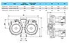 GHND 32/70-180 двухкорпусный циркуляционный насос , фото 2