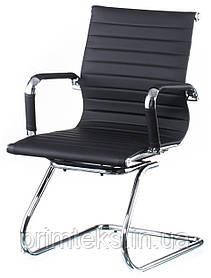 Кресло Solano office artleather black