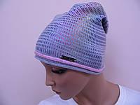 Женская шапка perfect (на флисе)