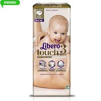 Подгузники детские Libero Touch 3 4-8 кг 52 шт