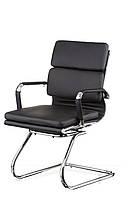 Кресло Solano 3 confеrеncе black