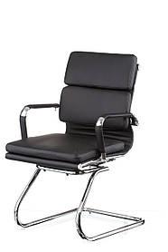 Кресло Solano 3 office artleather black
