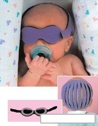 Очки для фототерапии новорожденных