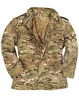 Куртка М65 с подкладкой, multicam