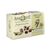 Натуральное оливковое мыло без добавок (классическое) Aphrodite®, натуральное, 100 г
