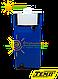 Газовый котел (АОГВ) стальной напольный ТЕМП 16 кВТ, фото 3