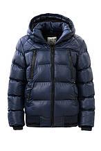 Теплая куртка для мальчика, два цвета Glo-Story