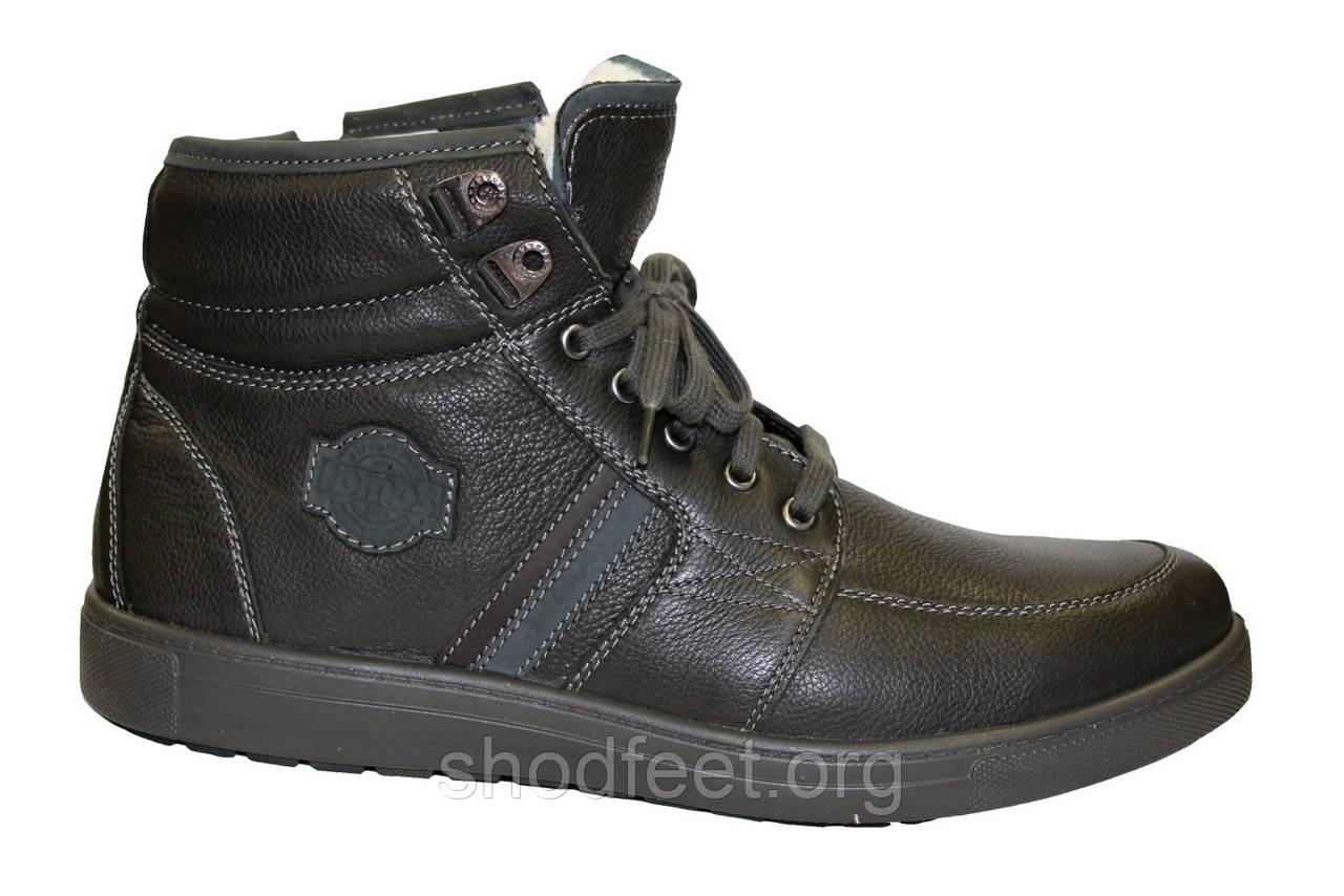Мужские зимние ботинки Jomos 321702 379 2094