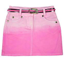 Детская юбка розовая Varol