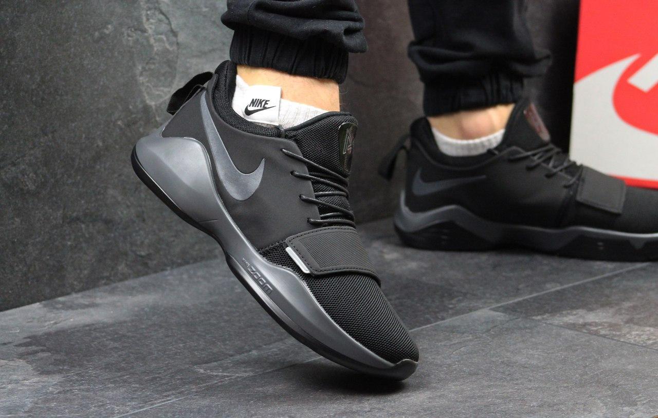 Кроссовки  Nike Zoom мужские (черные), ТОП-реплика