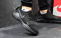 Кроссовки  Nike Zoom мужские (черные), ТОП-реплика, фото 1