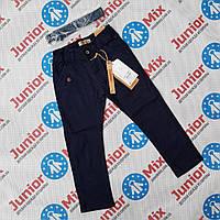 Детские котоновые брюки для мальчиков оптом GRECE