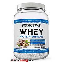 Протеин Whey Protein Supreme ProActive Шоколад с фисташками, 500g
