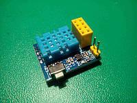 Датчик температуры и влажности DHT11 под esp8266 модуль, фото 1
