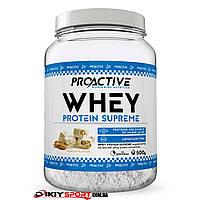Протеин Whey Protein Supreme ProActive Нугат, 500g