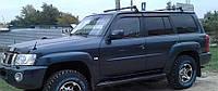 Ветровики Nissan Patrol 1998