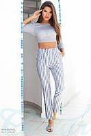 Укороченные летние брюки Gepur 21920