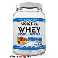 Протеин Whey Protein Supreme Клубника ваниль, 500g