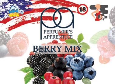 Berry Mix Flavor ароматизатор TPA (Ягодный микс)