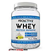 Протеин Whey Protein Supreme Ванильный крем, 500g
