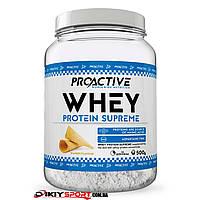 Протеин Whey Protein Supreme Вафли, 500g