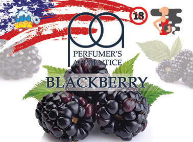 Blackberry ароматизатор TPA (Ежевика)