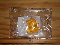 Леденцы котик с ПРЕДСКАЗАНИЕМ, без палочки в праздничной упаковке.