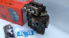 Гидрораспределитель Р-80 3/1-222Г (с гидрозамком) МТЗ, ЮМЗ, Т-40, Т-150, ДТ-75 (Беларус), фото 2