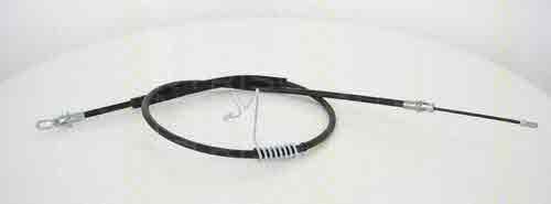TURTEL TUR 1255 Трос ручного гальма задній -L FORD TRANSIT V347