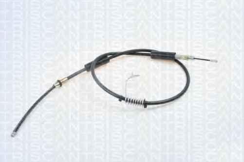 TURTEL TUR 1277 Трос ручного гальма задній -L FORD TRANSIT V184